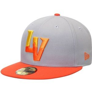 Las Vegas Aviators New Era Road Hat 7 3/8